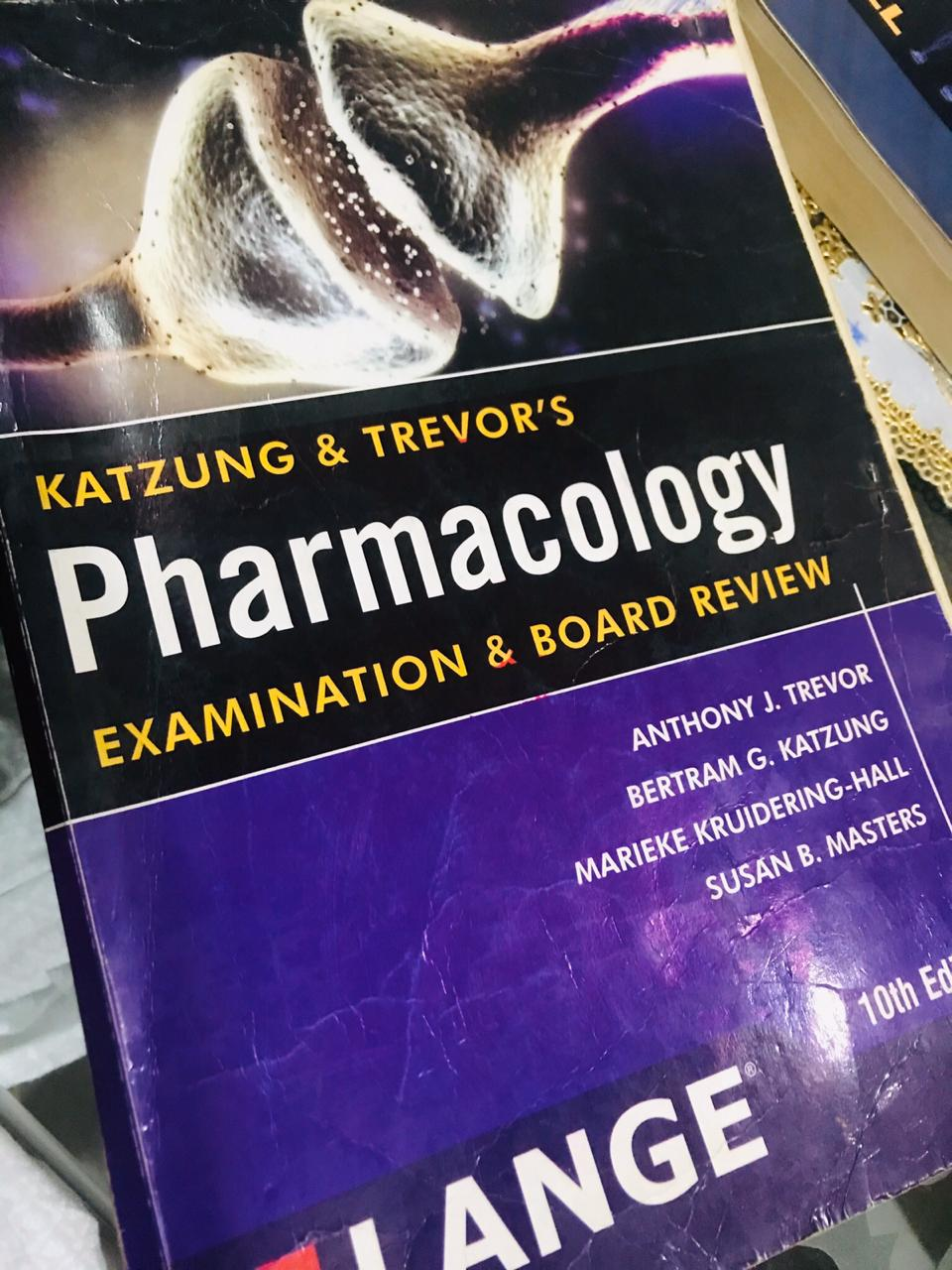 Katzung and Trevor's  Pharmacology