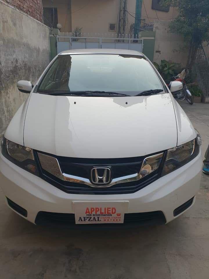 Honda City Rent A Car