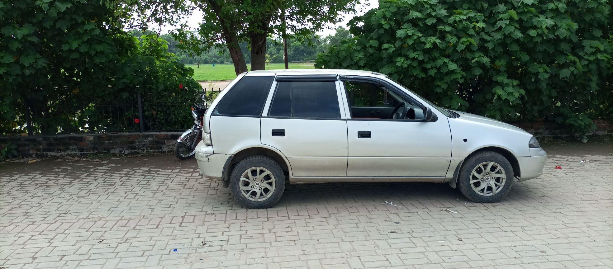 Suzuki Cultus 1000