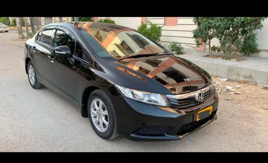 Honda Civic Available For Rent