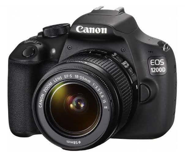 canon dslr available on rent with 50mm