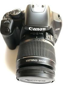 CANON 450D with 18-55mm lens