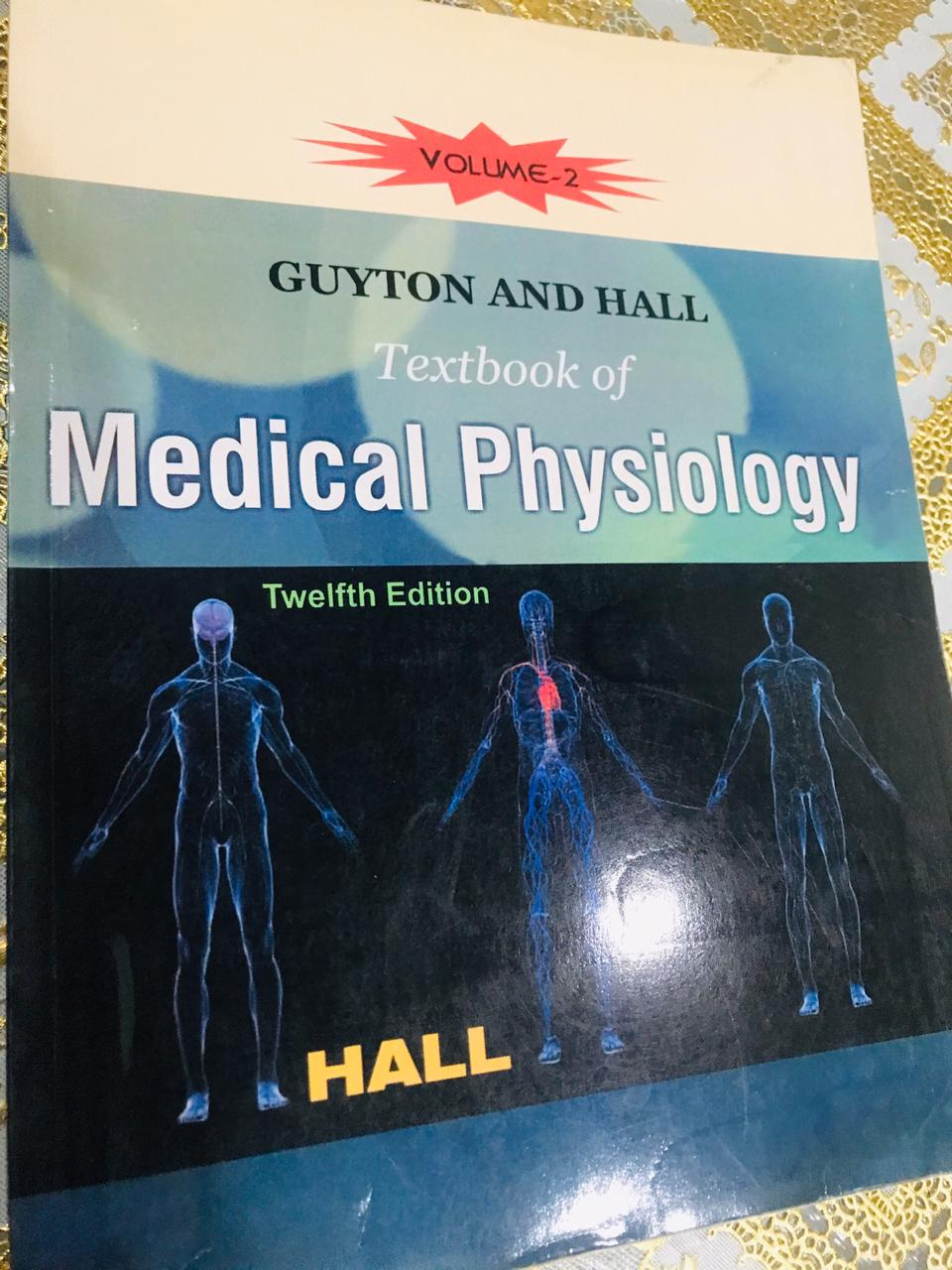 Guyton and hall, medical physiology