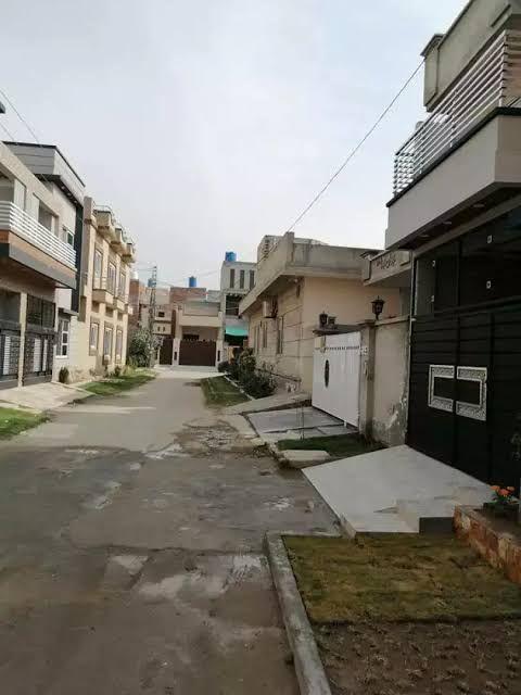 Quaid e Azam industrial estate
