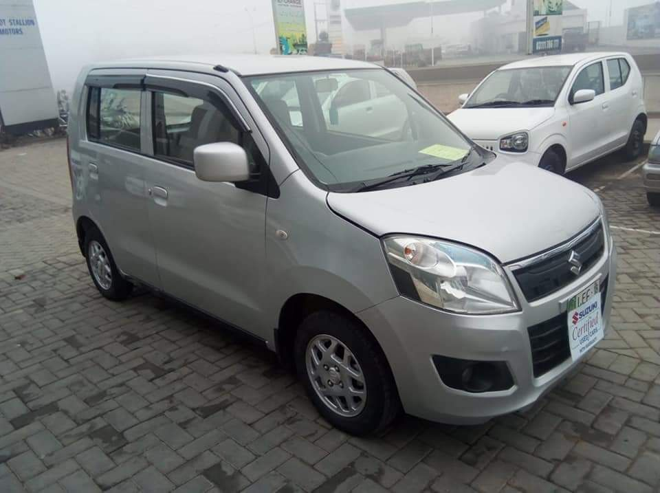 wagonR 2019 for rent